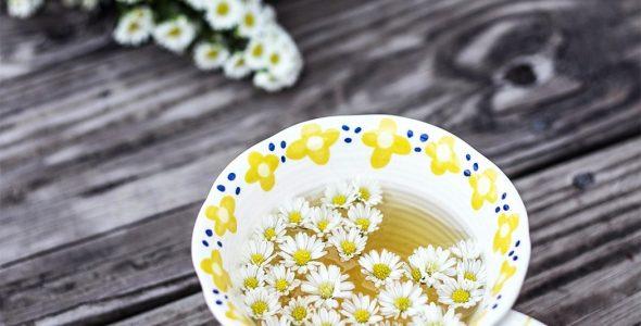 Algunas recetas con té a granel